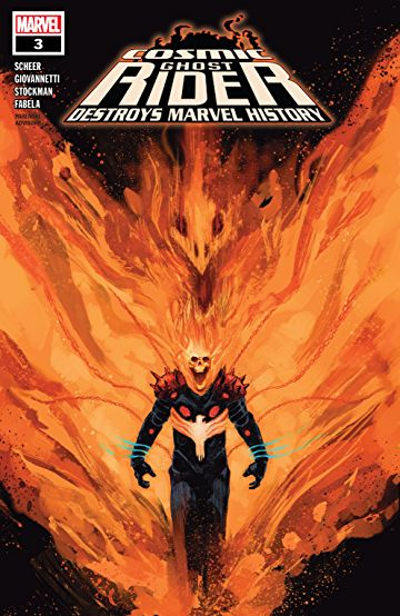 Ghost Rider Destroys the Marvel Universe #3