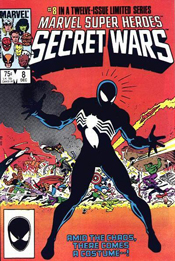 secret wars #8 Mike Zeck